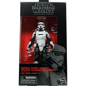 Imperial Patrol Trooper Solo: A Star Wars Story
