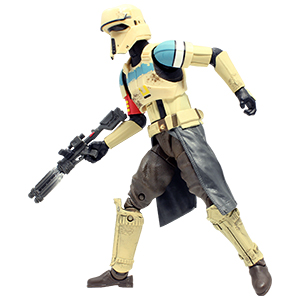 Scarif Stormtrooper Squad Leader Rogue One