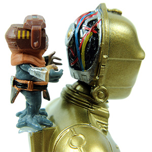 Babu Frik With C-3PO
