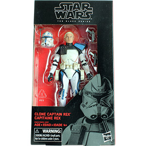 Captain Rex The Clone Wars