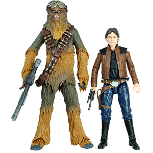 Chewbacca Solo: A Star Wars Story