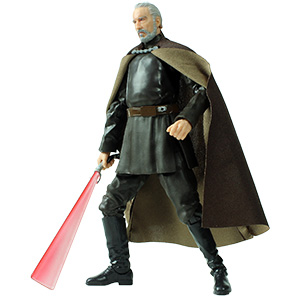 Count Dooku Attack Of The Clones