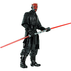 Darth Maul Duel Of The Fates