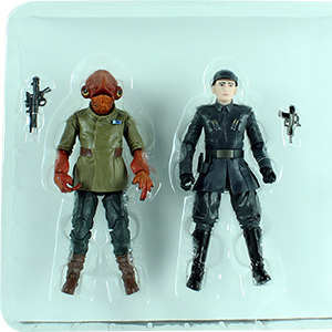 First Order Officer With Admiral Ackbar