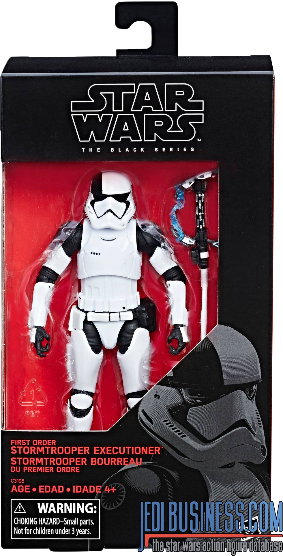 Stormtrooper Executioner, The First Order