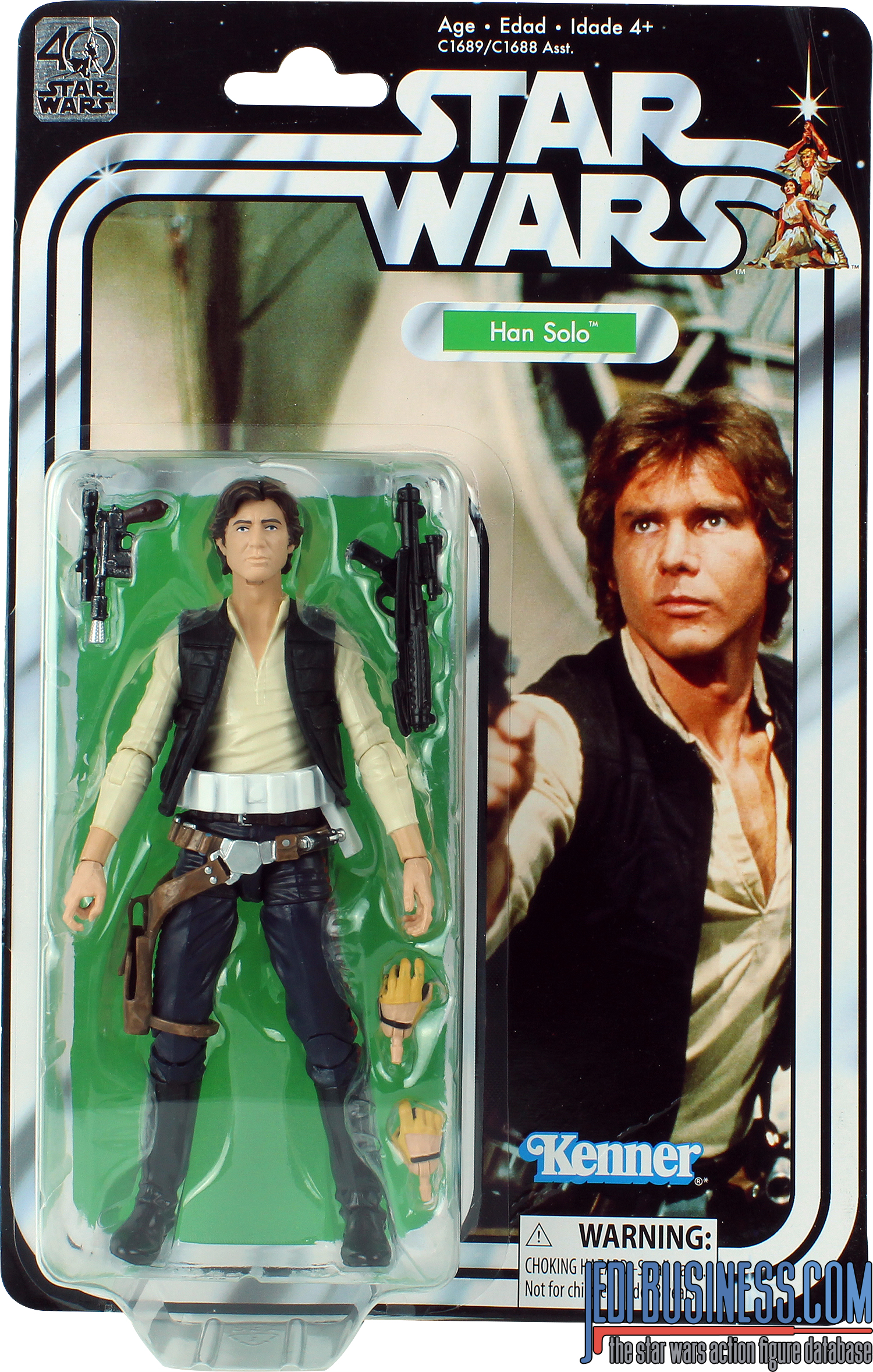 Han Solo A New Hope