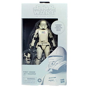 Jet Trooper Carbonized
