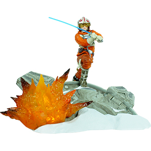 Luke Skywalker Centerpiece