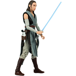 Rey SDCC 2-Pack With Luke