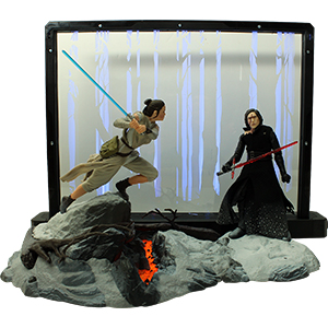 Rey SDCC 2-Pack With Kylo Ren