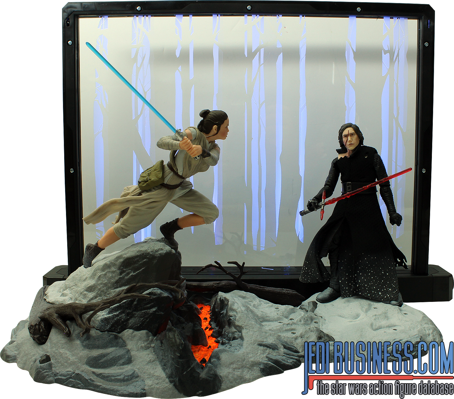 Kylo Ren SDCC 2-Pack With Rey