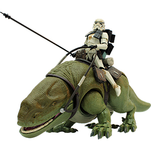 Sandtrooper With Dewback