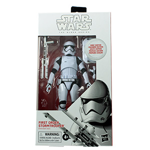 Stormtrooper First Edition
