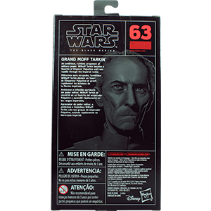 Grand Moff Tarkin With IT-O Droid