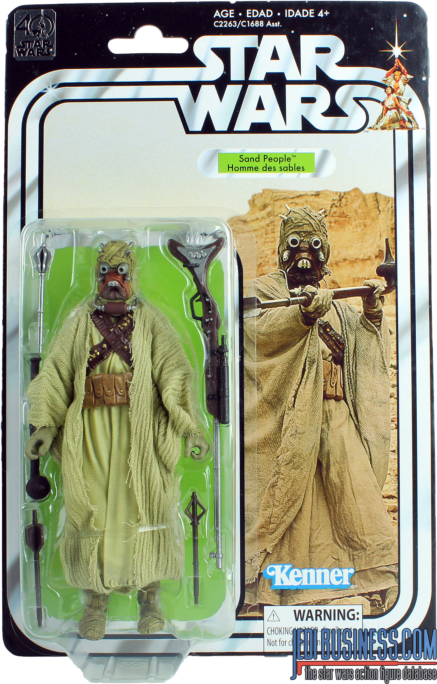 Tusken Raider, A New Hope
