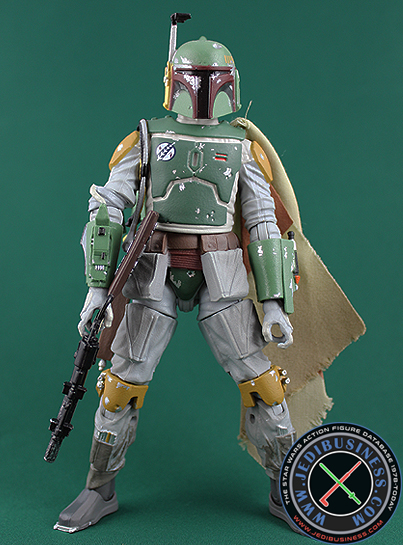 Boba Fett figure, 6BS