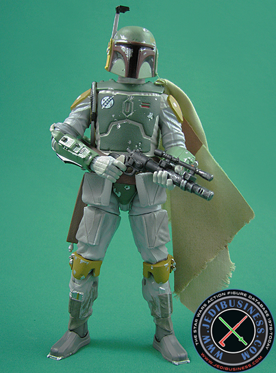 Boba Fett figure, 6bs2-pack