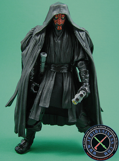 Darth Maul figure, 6BS