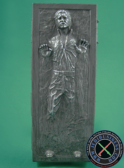 Han Solo figure, 6bs2-pack