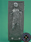 Han Solo, In Carbonite (with Boba Fett) figure