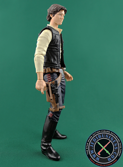 Han Solo Star Wars Star Wars The Black Series 6""