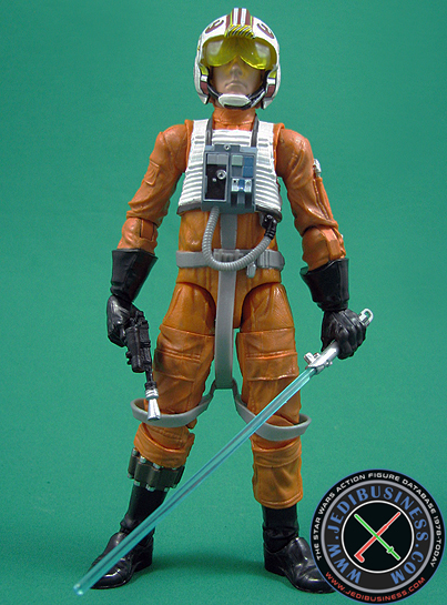 Luke Skywalker figure, 6BS