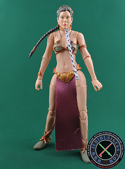 Princess Leia Organa figure, 6BS