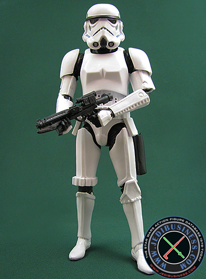Stormtrooper figure, 6BS
