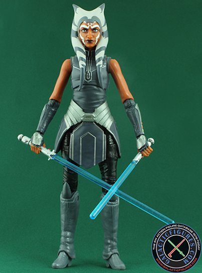 Ahsoka Tano The Clone Wars Star Wars The Black Series 6""