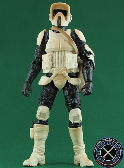 Biker Scout With Speeder Bike And Grogu Star Wars The Black Series 6""