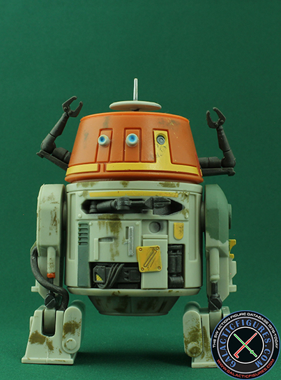 "C1-10P ""Chopper"" Star Wars Rebels Star Wars The Black Series 6"""