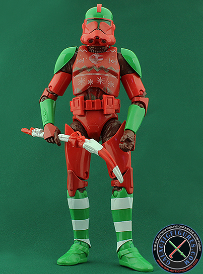 Clone Trooper Holiday Edition 2020 Star Wars The Black Series 6""