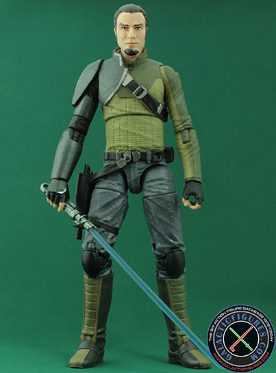 "Kanan Jarrus (Star Wars The Black Series 6"")"