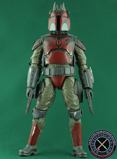 Mandalorian Super Commando figure, blackseriesphase4basic