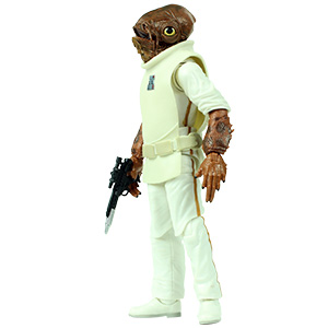 Admiral Ackbar Return Of The Jedi