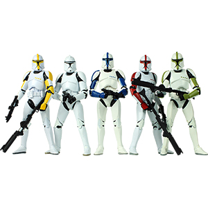 Clone Trooper Attack Of The Clones