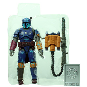Heavy Infantry Mandalorian The Credit Collection