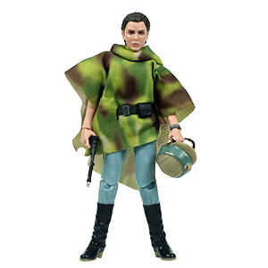 Princess Leia Organa Heroes Of Endor 4-Pack