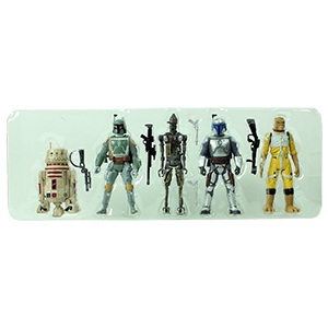 Jango Fett Bounty Hunter 5-Pack