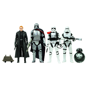 MSE Droid First Order 6-Pack