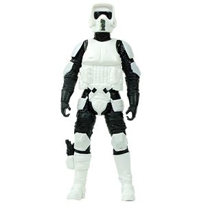 Biker Scout Galactic Empire 5-Pack