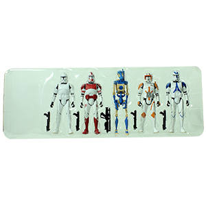 Commander Cody Republic 5-Pack