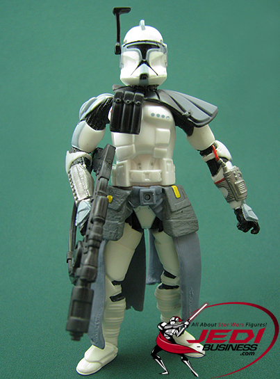 ARC Trooper figure, OCW