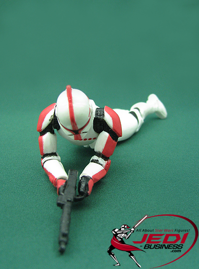 Clone Trooper Captain figure, OCW3pack