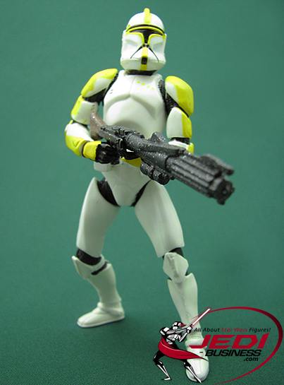 Clone Trooper Commander figure, OCW3pack