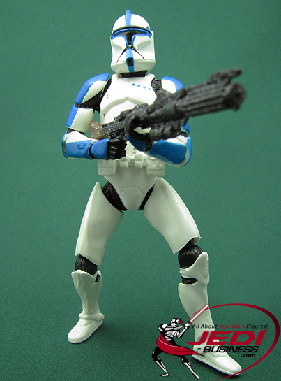 Clone Trooper Lieutenant Army Of The Republic