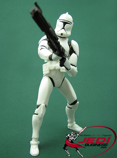 Clone Trooper figure, OCW3pack