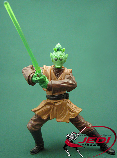 Rodian Jedi Knight figure, OCW3pack