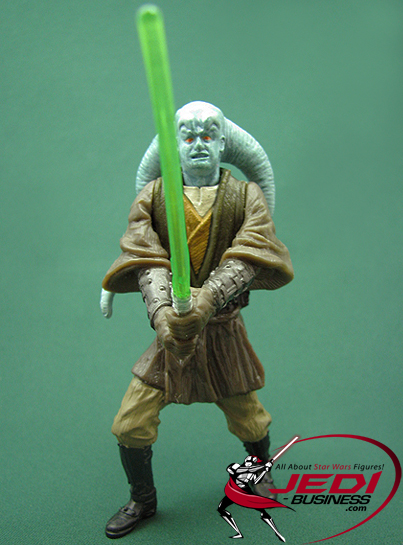 Twilek Jedi figure, OCW3pack