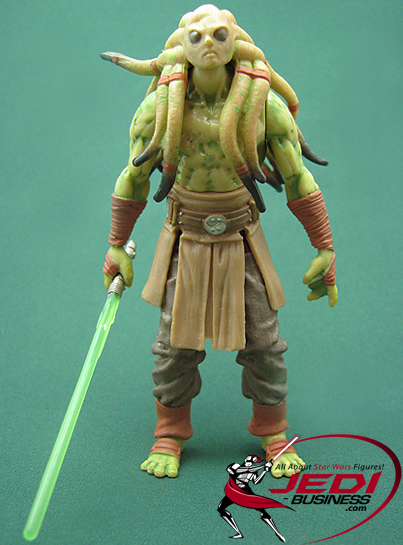 Kit Fisto figure, OCW